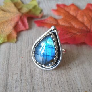 Labradorite Fancy Ring