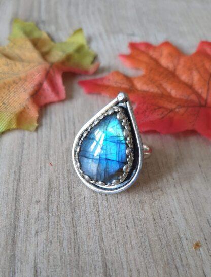 Labradorite Fancy Ring