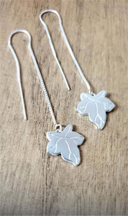Ivy threader earrings