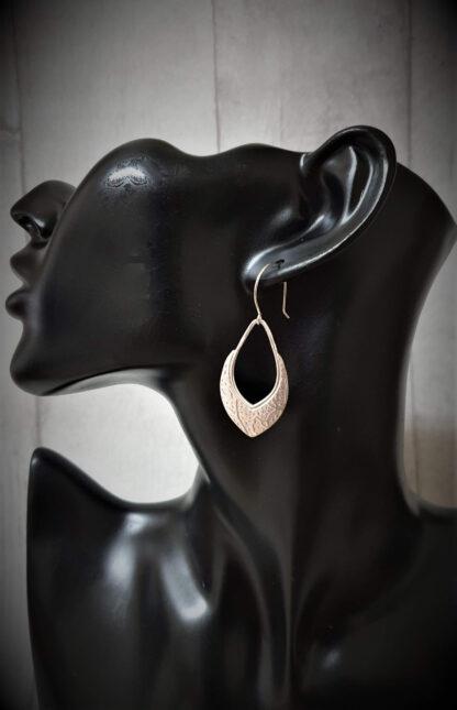 Tribal Drop Earring